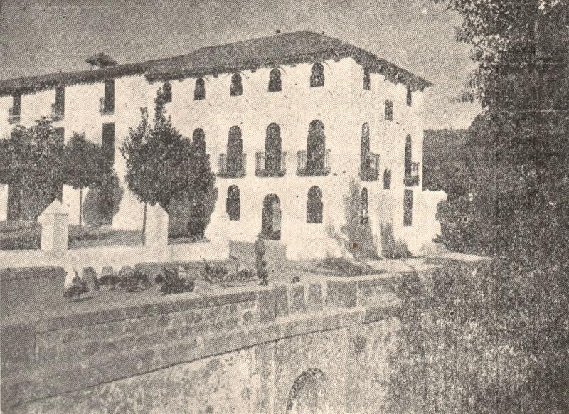 Antiguo Balneario Ardales | Fachada