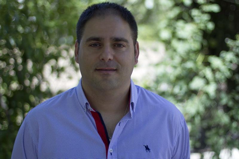 Antonio Illán Cabeza | Concejalía de Educación, Nuevas Tecnologías y Salud | Frailes