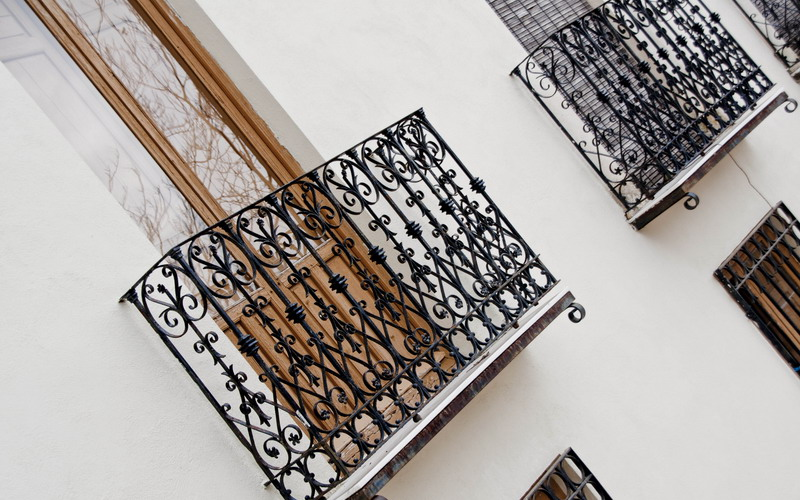 Casa del Deán Mudarra | Detalles Rejería