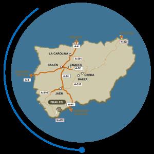 Guía Histórica y Cultural | Aspectos Geográficos | Frailes
