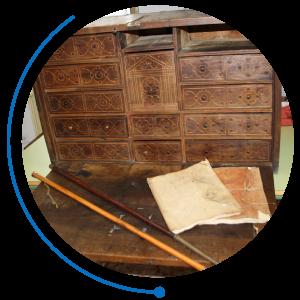 Guía Histórica y Cultural | Aspectos Históricos | Frailes