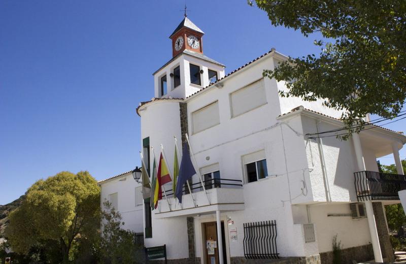 Ayuntamiento de Frailes | Fachada