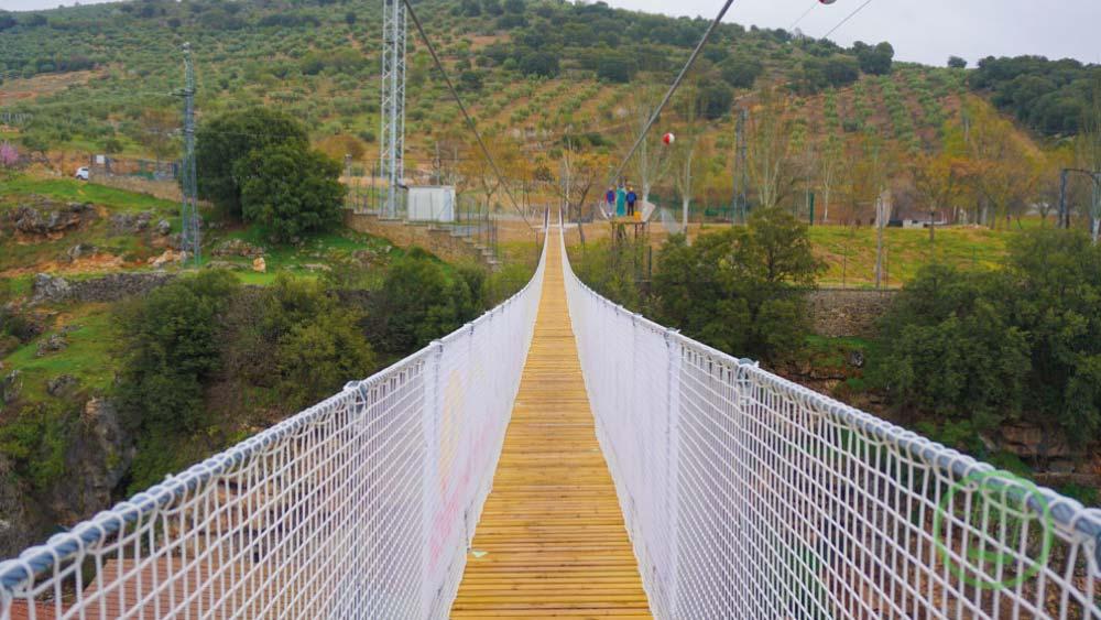Ayuntamiento y Parque Multiaventura | Puente Colgante | Free Tour En Tu Mano | Frailes