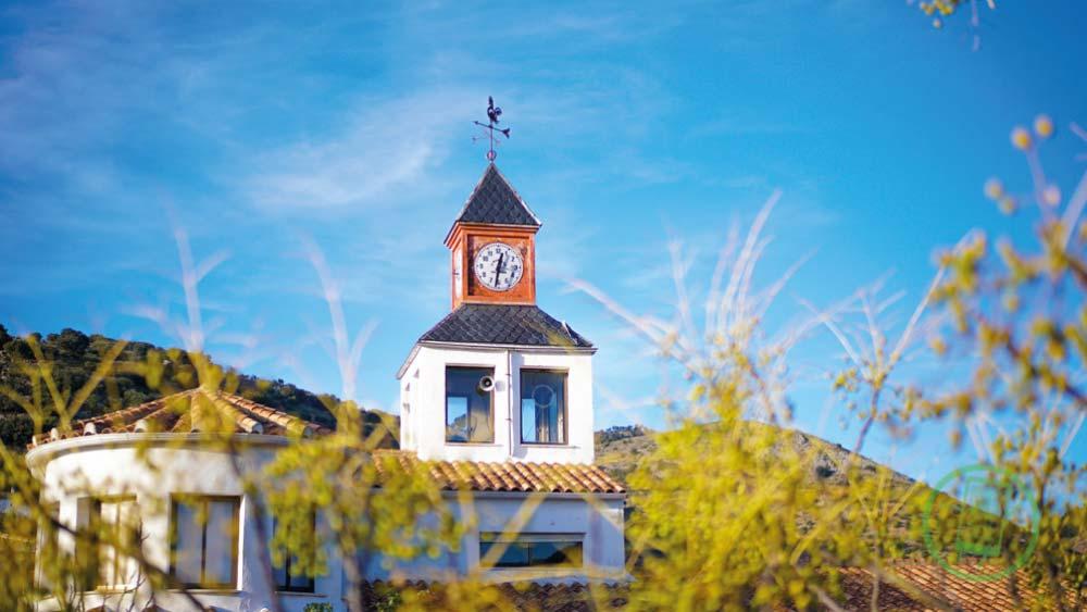 Ayuntamiento y Parque Multiaventura | Torre Reloj Ayuntamiento | Free Tour En Tu Mano | Frailes