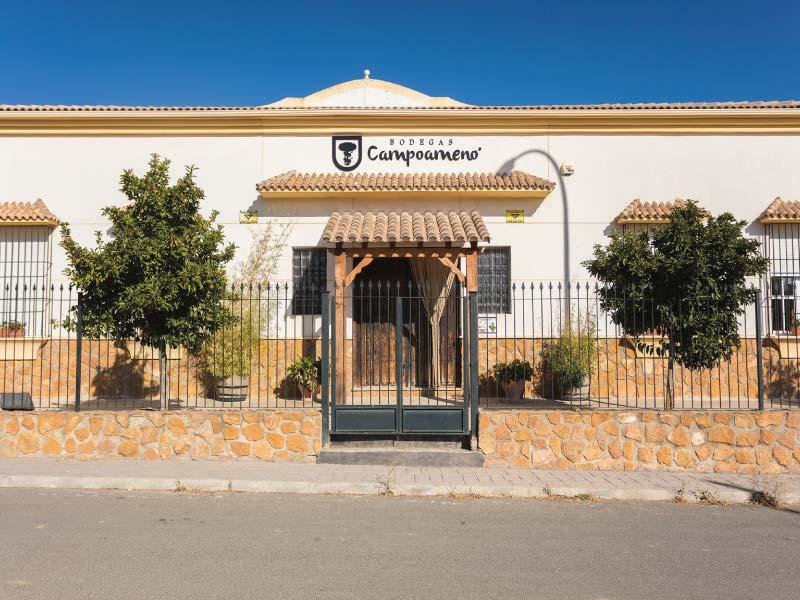 Paisajes Industriales | Bodegas Campoameno | Frailes