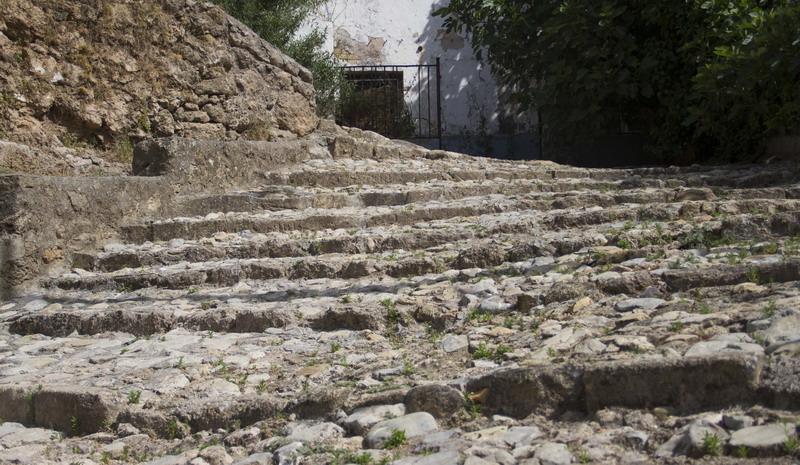 Calle Caridad | Escalerillas de los Muertos | Frailes