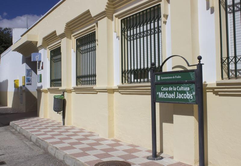 Casa de la Cultura 'Michael Jacobs' | Frailes