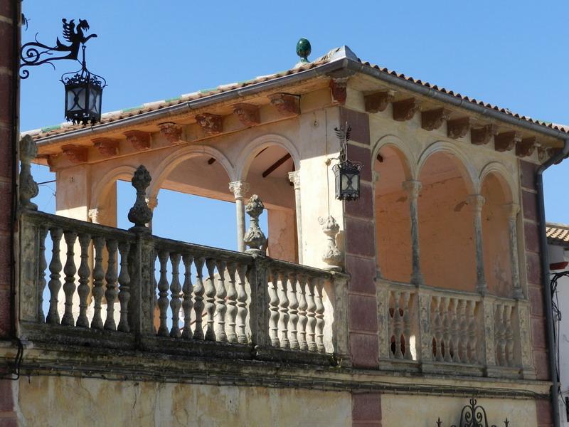 Casa de José Escribano | Fachada