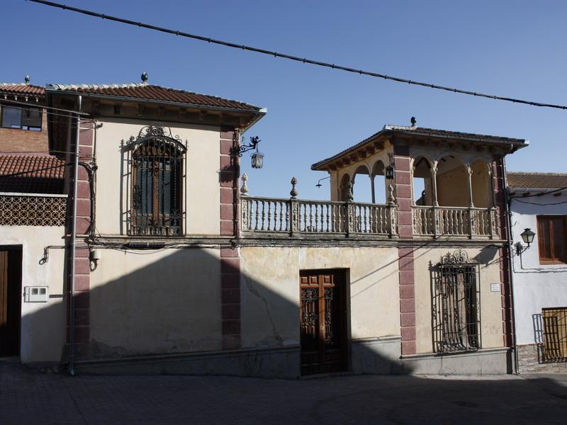 Casa de José Escribano | Torre-Mirador
