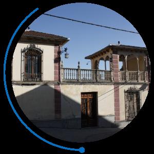 Guía Histórica y Cultural | Casa de José Escribano | Frailes