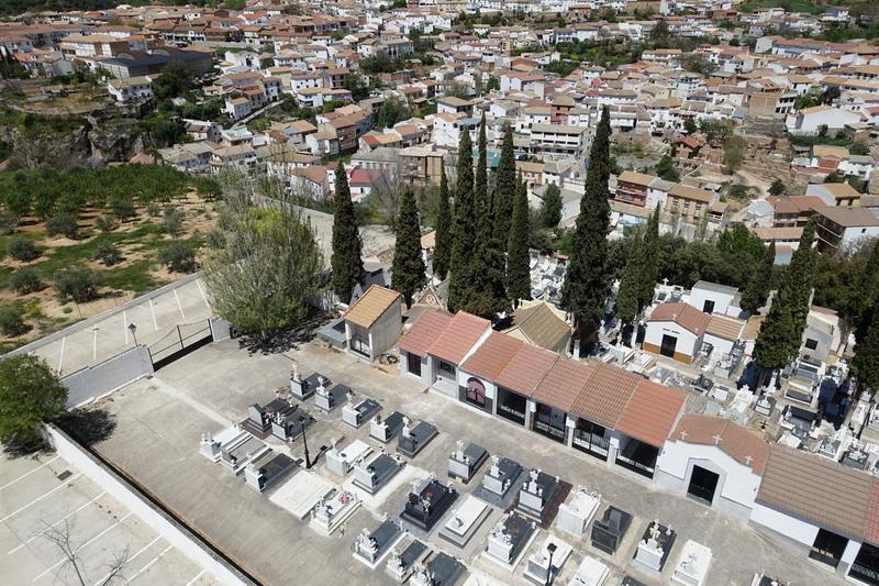 Cementerio | Vistas Aéreas