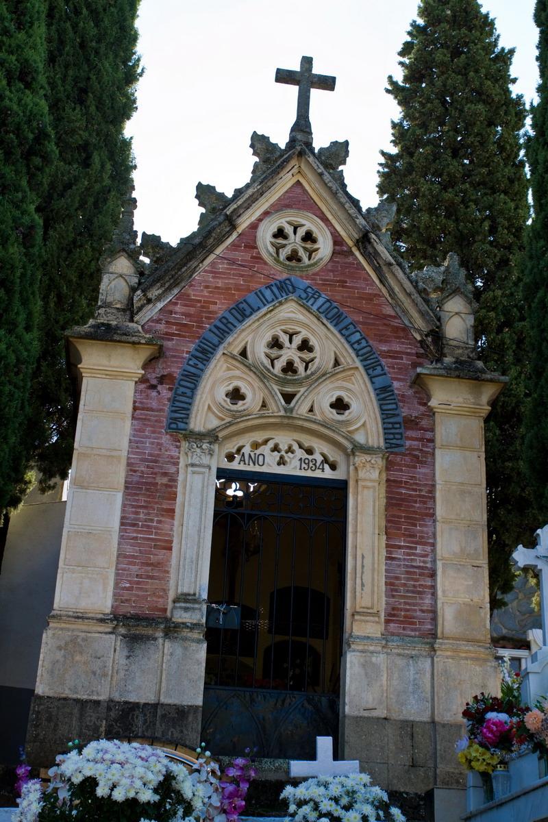Cementerio | Panteón | Frailes