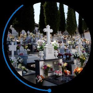 Guía Histórica y Cultural | Cementerio | Frailes