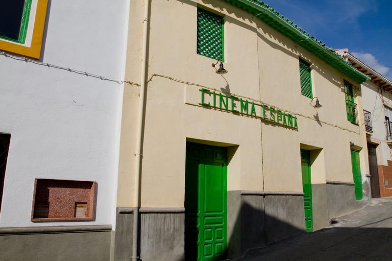 Cinema España | Fachada