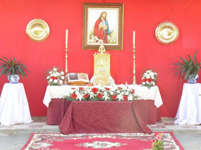 Corpus Christi | Frailes