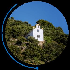 Guía Histórica y Cultural | Ermita del Calvario | Frailes