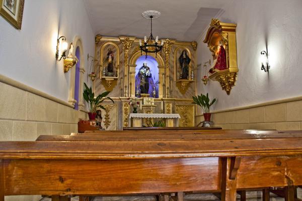 Ermita San Antonio | Interior