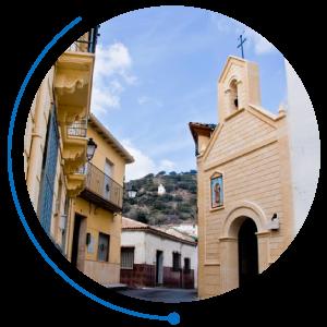 Guía Histórica y Cultural | Ermita de San Antonio | Frailes