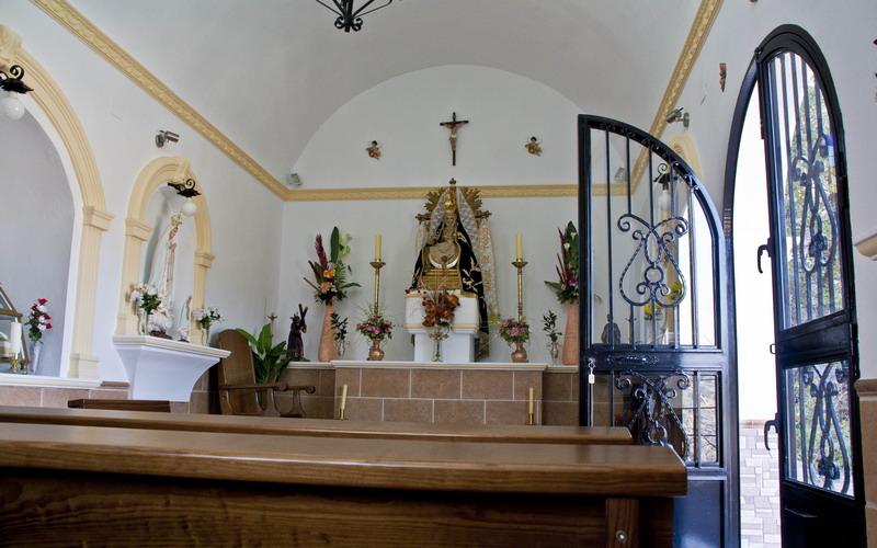 Ermita Del Calvario | Interior
