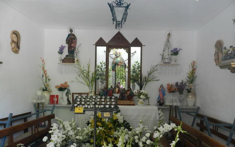 Ermita San Pedro | Interior
