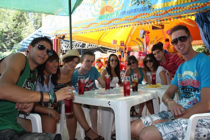 Fiestas de Agosto | Frailes