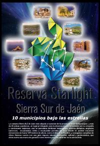 Folleto Informativo Reserva y Destino Starlight | Frailes