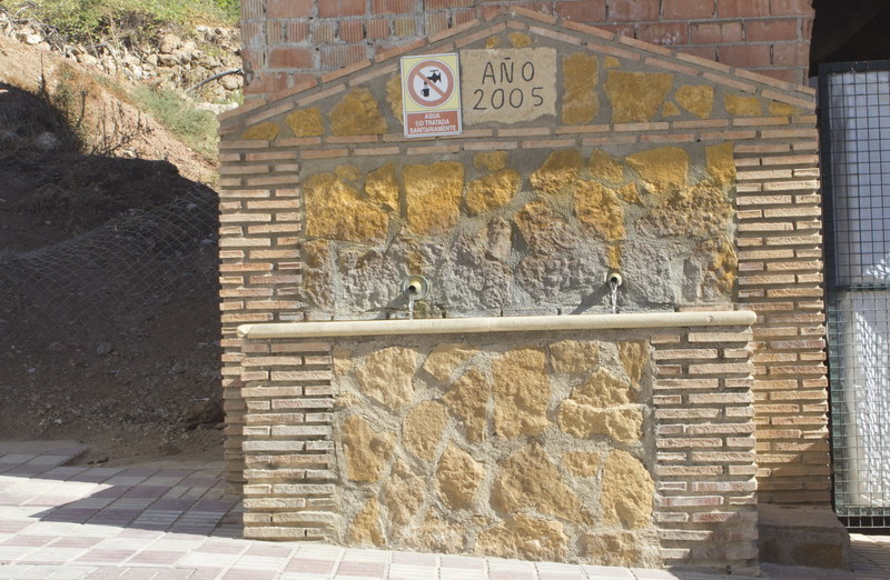 Fuente Almoguer | Frailes