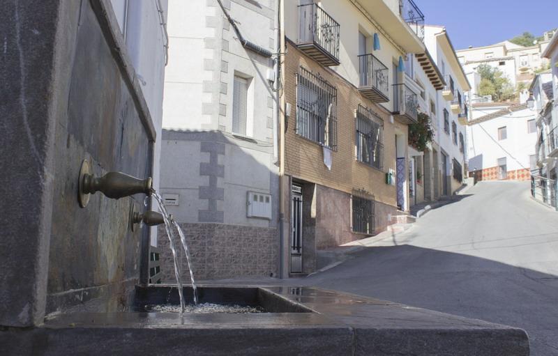 Fuente de la Calle Huertos | Frailes