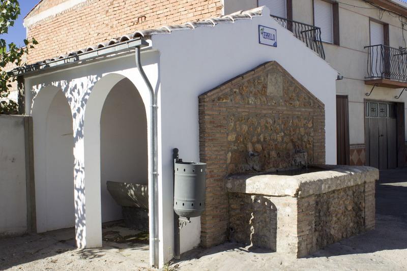Fuente del Cerrillo | Frailes