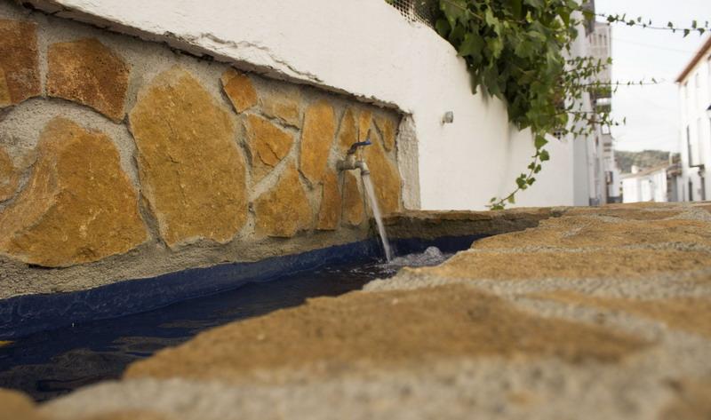 Fuente de Los Picachos | Frailes