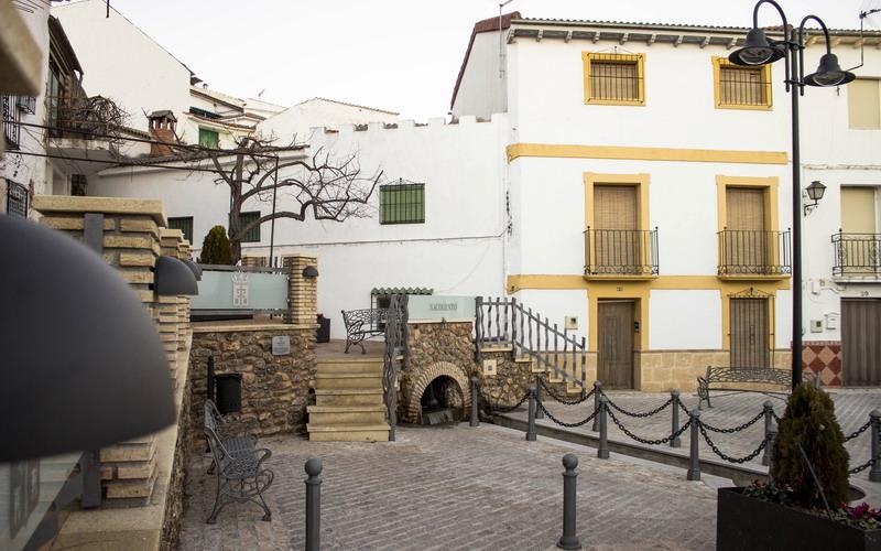 Fuente El Nacimiento | Plaza