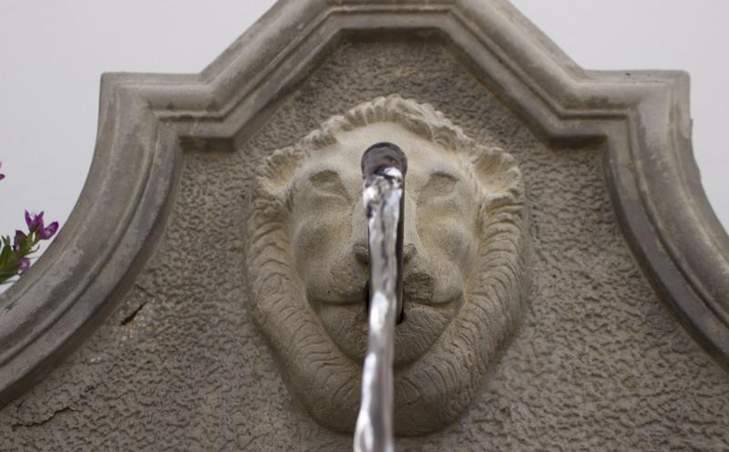 Fuente de la Plaza de los Toros | Frailes
