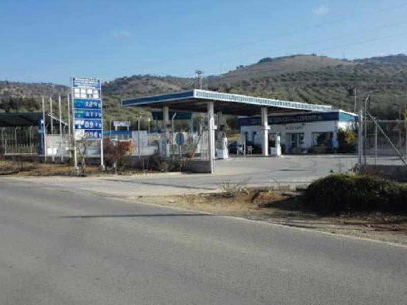 Paisajes Industriales | Gasolinera Hermanos Lorente | Frailes