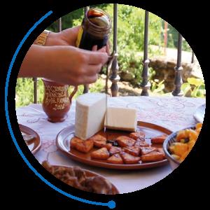 Guía Histórica y Cultural | Gastronomía | Frailes