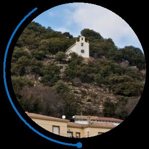 Ermita del Calvario | Free Tour En Tu Mano | Frailes