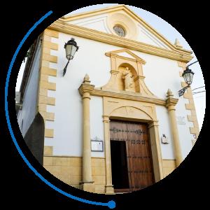 Guía Histórica y Cultural | Iglesia de Santa Lucía Mártir | Frailes