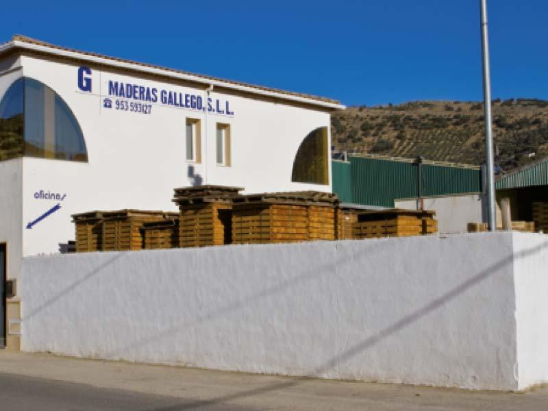 Paisajes Industriales | Maderas Gallego | Frailes