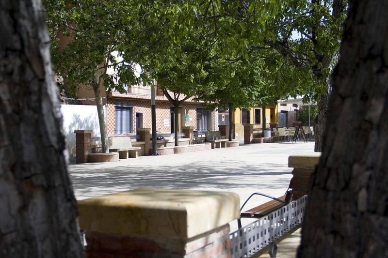 Parque de las Cuevas | Urbanismo | Frailes
