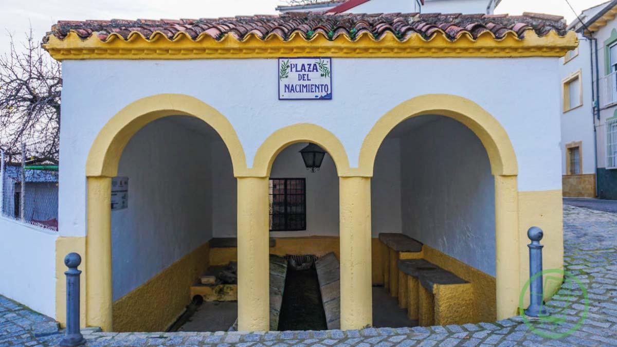 Lavadero de la Plaza del Nacimiento   Free Tour En Tu Mano   Frailes