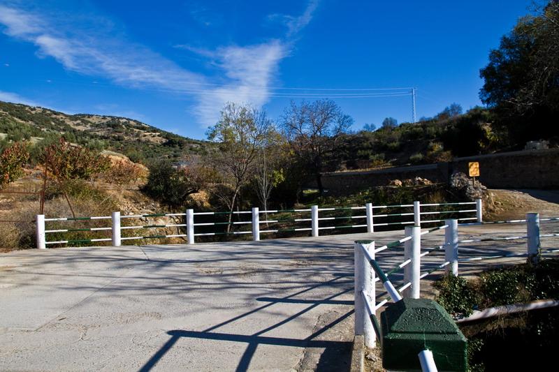 Puente de La Presilla | Frailes