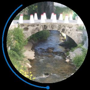 Puente de La Posá | Frailes