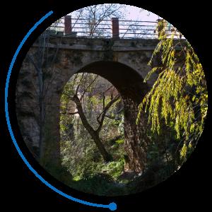Guía Histórica y Cultural | Puentes | Frailes