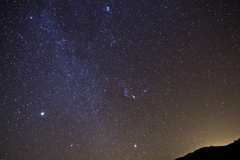 Frailes, un universo de estrellas a tu alcance...