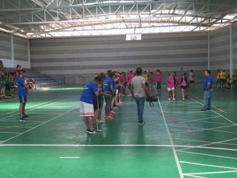 Último día V Olimpiadas de Juegos Tradicionales de la Villa de Frailes