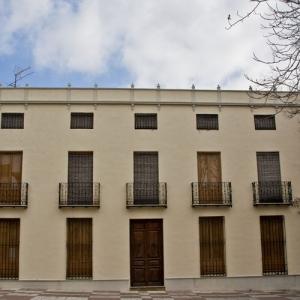 Arquitectura Modernista Frailera | Casa del Deán Mudarra | Fachada