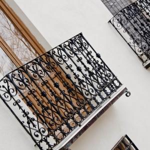 Arquitectura Modernista Frailera | Casa del Deán Mudarra | Detalles Rejería