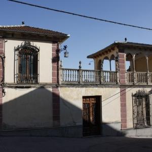 Arquitectura Modernista Frailera | Casa de José Escribano | Fachada