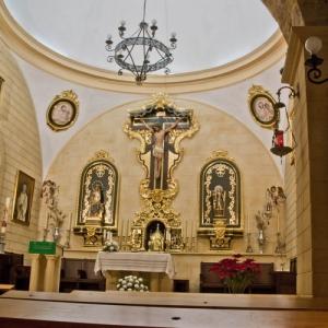 Iglesia de Santa Lucía | Interior