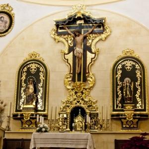 Iglesia de Santa Lucía | Interior | Imágenes