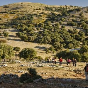 Entorno Natural de Frailes | La Martina | Rutas de senderismo